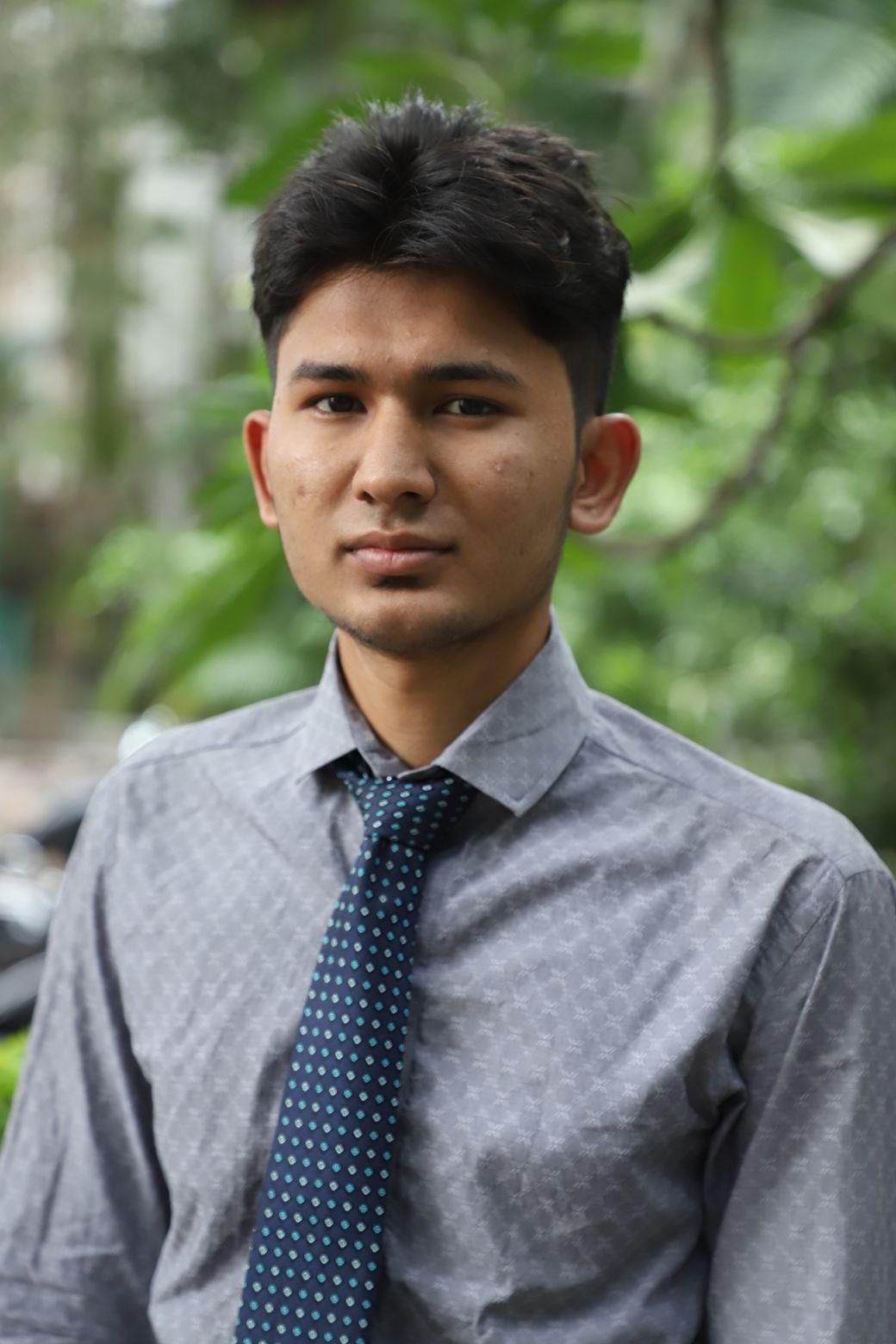 Mr. Hamza Shaikh